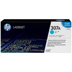 HP Inc. Toner CE741AH Cyan Contract Cartridge