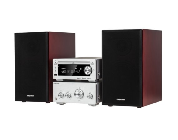 Kruger & Matz  Wieża z CD, portem USB, Bluetooth i radiem FM model KM1584CD