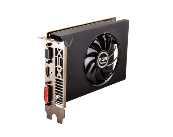 XFX Karta graficzna R7 240 Core Edition 2GB DDR3 700/1600 (HDMI DVI VGA)