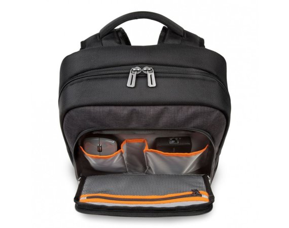Targus CitySmart 12.5-15.6cali Essential Laptop Backpack - Black/Grey