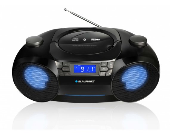 Blaupunkt Boombox BB31LED CD/MP3/FM/BLUETOOTH/USB