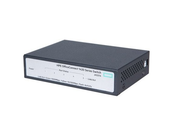 Hewlett Packard Enterprise 1420 5G Switch JH327A