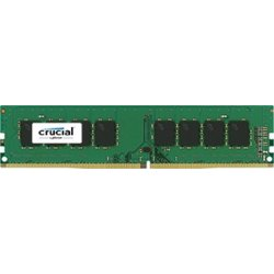 Crucial DDR4 8GB/2400 CL17 SR x8 Unbuffered DIMM 288pin