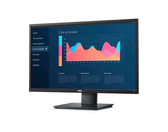 Dell Monitor E2420HS 23.8'' IPS LED FullHD (1920x1080) /16:9/VGA/HDMI/Speakers/3Y PPG