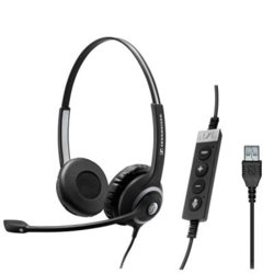 Sennheiser Communications Słuchawki SC 260 USB MS Skype for Business