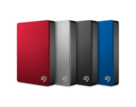 Seagate Backup Plus 5TB 2,5'' STDR5000201 srebrny