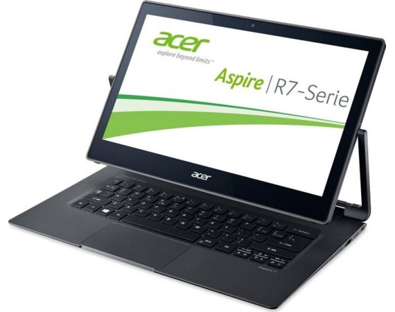 Acer Aspire R7-371T-72CF WIN8. i7-5500/8/128SSD/13,3 RE