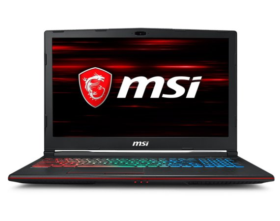 MSI GP63 Leopard 8RE-403XPL i7-8750H/16GB/180SSD+1TB/GTX1060