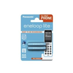 Panasonic ENELOOP AAA 550 2BP DECT PHONES