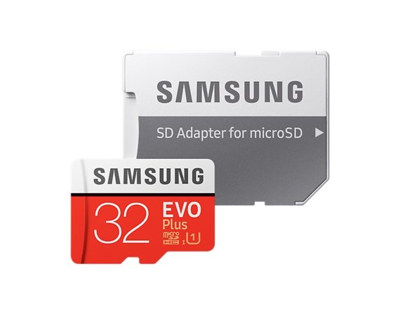 Samsung MB-MC32GA/EU 32 GB EVO+ Adapter