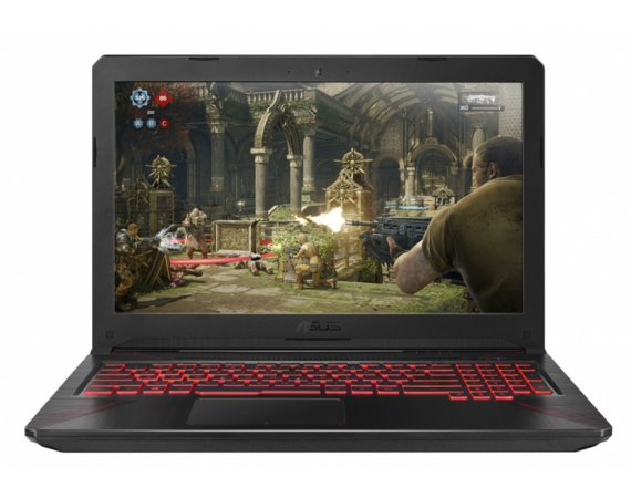 Asus Laptop TUF Gaming FX505 PX100GM-E421AT W10H i5-8300H/8/256/GTX1060/15.6