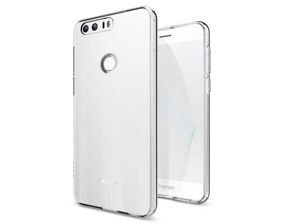 SPIGEN SGP  Liquid Crystal Clear Etui Huawei Honor 8