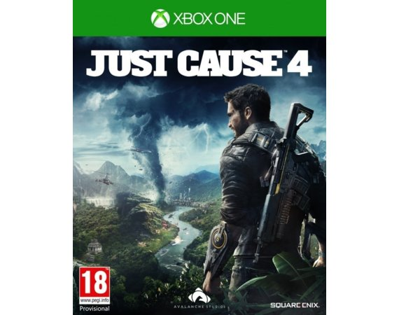 Cenega Gra Xbox One Just Cause 4
