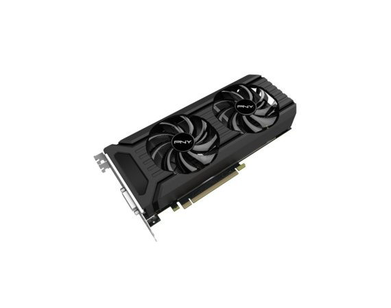 PNY GeForce GTX1060 6GB GDDR5 192bit DVI/HDMI/3xDP