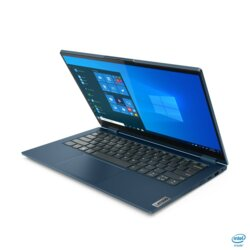 Lenovo Laptop ThinkBook 14s Yoga 20WE001APB W10Pro i5-1135G7/8GB/256GB/INT/14.0 FHD/Touch/Abyss Blue/1YR CI