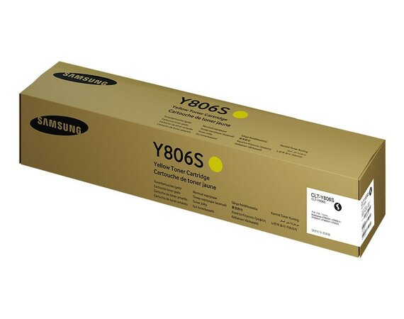 Samsung CLT-Y806S Yellow Toner A3 30tys