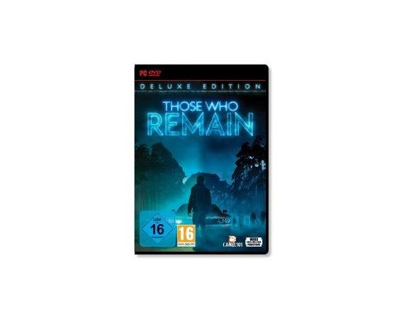 KOCH Gra PC Those Who Remain Deluxe Edition