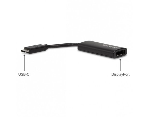 Targus USB-C to DisplayPort Adaptor Black