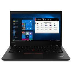 Lenovo Laptop ThinkPad T15 G1 20S6003UPB W10Pro i7-10510U/16GB/512GB/MX330 2GB/LTE/15.6 UHD/Black/3YRS OS