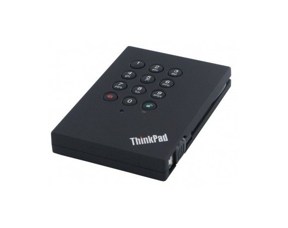 Lenovo ThinkPad USB 3.0 Secure Dysk  - 500GB