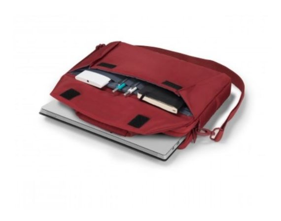 DICOTA Slim Case EDGE 10-11.6'' red