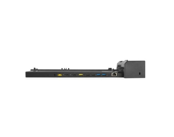 Lenovo ThinkPad Pro Docking Station (Europe/Korea) - 40AH0135EU (side dock)