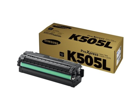 HP Inc. Samsung CLT-K505L H-Yield Black Toner