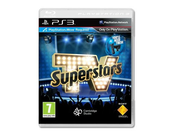 Sony PS3 TV Superstars              9162278 PL