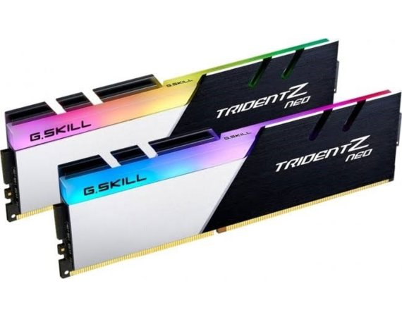 G.SKILL Pamięć do PC - DDR4 16GB (2x8GB) TridentZ RGB Neo AMD 3600MHz CL16 XMP2