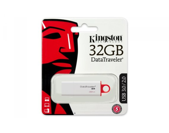 Kingston Data Traveler I G4 32GB USB 3.0