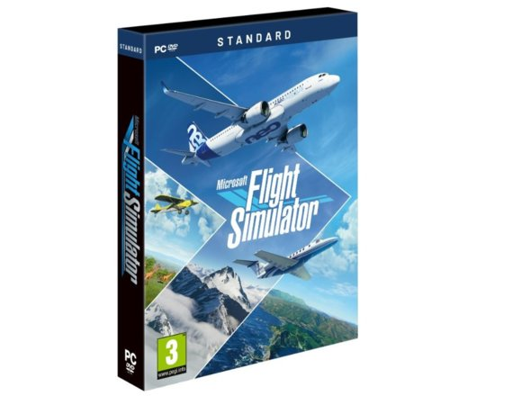 KOCH Gra PC Microsoft Flight Simulator Standard Ed.