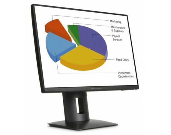 HP Inc. Monitor 24 Z24n  IPS LED          K7B99A4