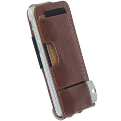 Krusell Etui Ekero Flexi Flip Wallet do iPhone 6/6S brązowy