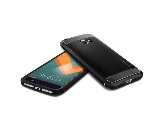 SPIGEN SGP  Rugged Armor Etui HTC 10