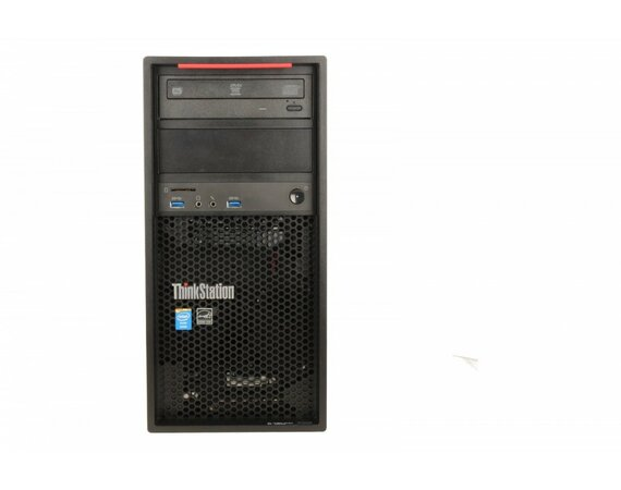 Lenovo ThinkStation P300 Tower Workstation 30AH001HPB Win7Pro & Win8.1Pro i5-4590/4GB/1TB/Integrated/DVD/Tower 280W/3 Years OS