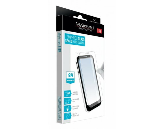 MyScreen Protector  LiteGLASS Szkło do HTC One M9