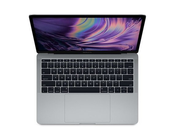 Apple MacBook Pro 13, i5 2.3GHz/8GB/256GB SSD/Intel Iris Plus 640 - Space Grey