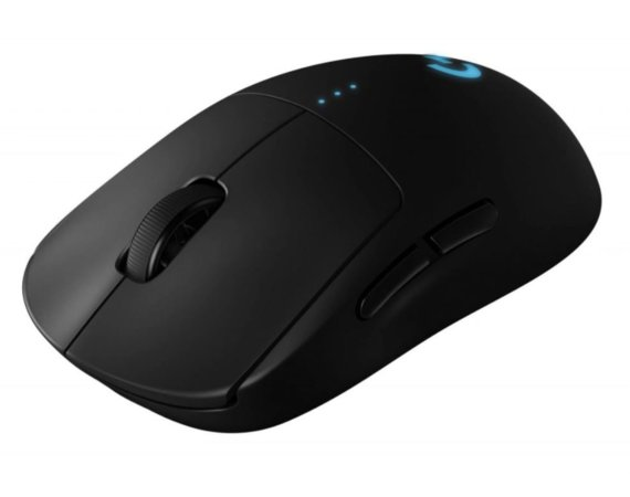 Logitech Mysz G Pro Wireless Gaming 910-005272