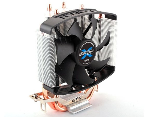 Zalman CNPS5X Performa 92mm fan PWM, 3x heatpip