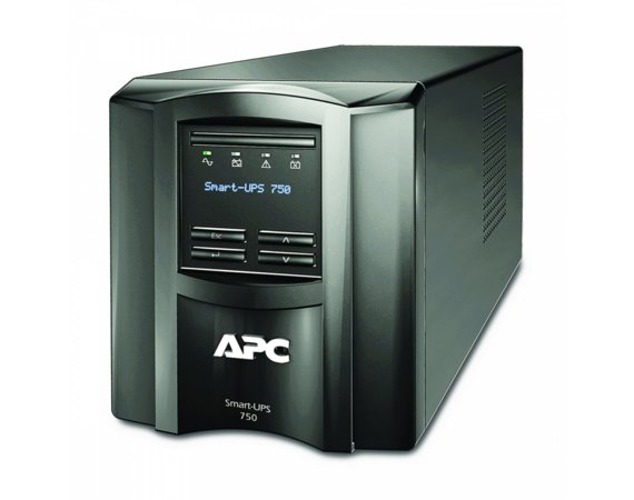 APC Zasilacz awaryjny Smart-UPS SMT750IC A/500W Tower SmartConnect USB RS232