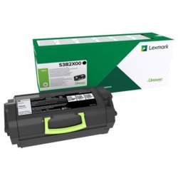 Lexmark Toner MS818dn 45K BK return 53B2X00