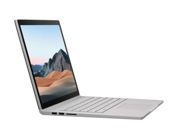 Microsoft Notebook Surface Book 3 W10Pro i5-1035G7/8GB/256GB/IrisPlus Commercial 13.5 cali SKR-00009