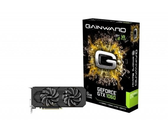 Gainward GeForce GTX 1060 6GB PCI-E DVI/HDMI/3DP