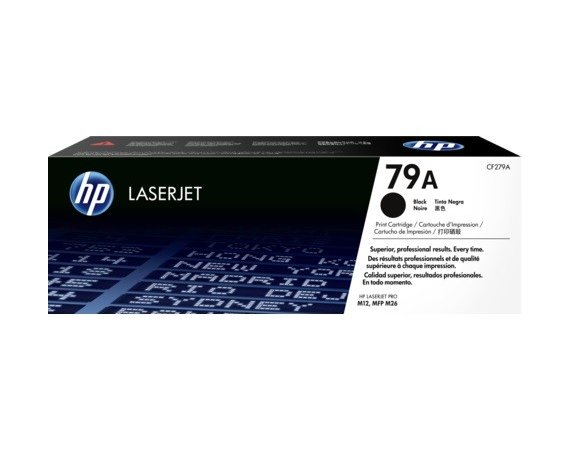 HP Inc. Toner 79A Black 1k CF279A