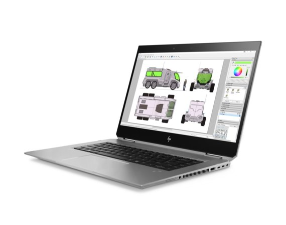 HP Inc. Notebook ZBook Studio x360 G5 i9-9880H/512/16G 6TW63EA