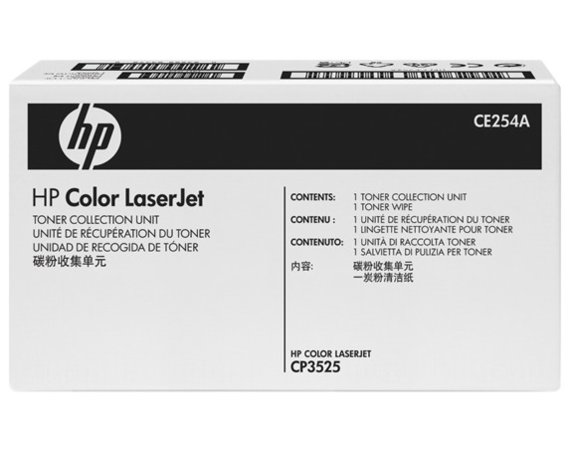 HP Inc. Toner Collection Unit LaserJet CP3525 CE254A