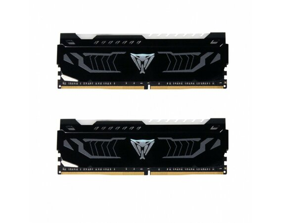 Patriot DDR4 LED WHITE 16GB 2400MHz CL14 DUAL KIT (2X8GB)