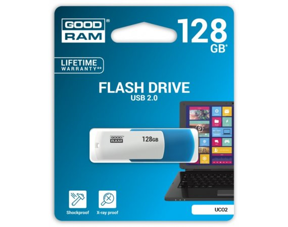 GOODRAM COLOR MIX 128GB USB2.0 MIX