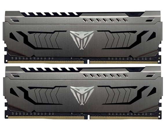 Patriot Pamięć DDR4 Viper Steel 32GB/3600(2*16GB) Grey CL18