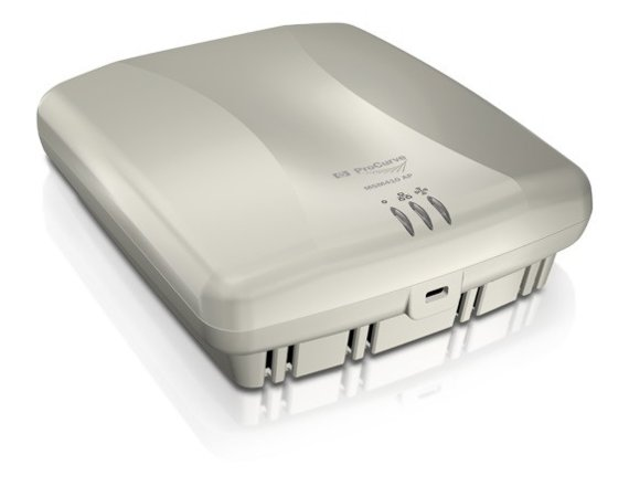 HP MSM410 Access Point (WW)1xGbE PoE    J9427C